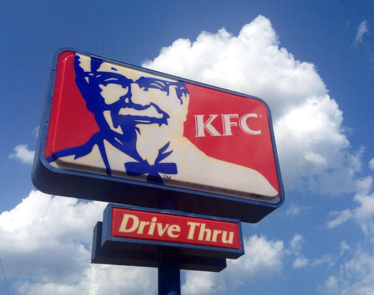 By 2019, all chicken ordered at KFC will be raised antibiotic-free. (Mike Mozart/Flickr)