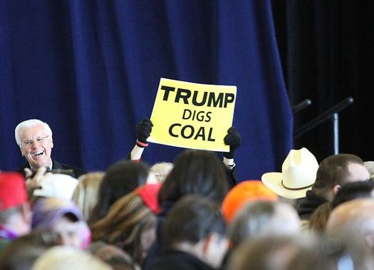 President Donald Trump's actions to roll back environmental regulations will be the focus of Earth Day demonstrations this week, in Michigan and across the country. (Anthony Baker/Wikimedia Commons)