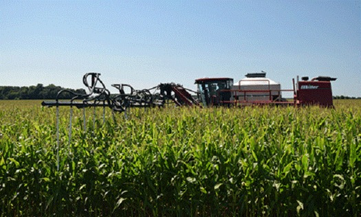 A study using robots could benefit Ohio's second largest crop. (usda.gov)