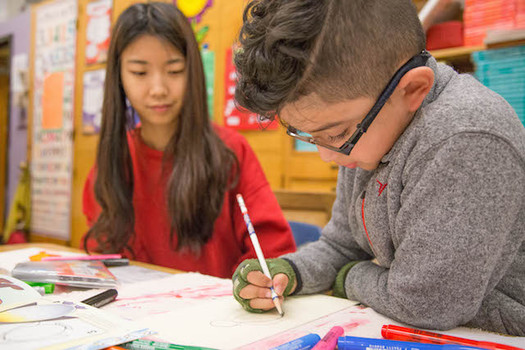 The Trump administration has proposed cutting federal funding for after-school and summer programs. (School's Out Washington)