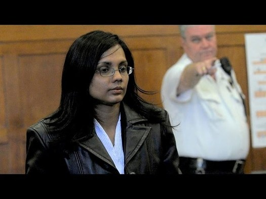 Former state crime lab chemist Annie Dookhan has served her sentence for falsifying drug evidence, resulting in dismissal of nearly 24,000 cases. (Pinterest/Truth Kings)