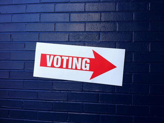 Democracy North Carolina and several citizens want a criminal investigation into false allegations of voter fraud in North Carolina's November 2016 election. (justgrimes/Flickr)