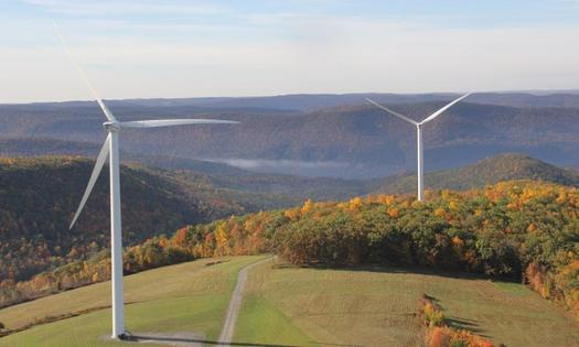 Experts from the U.S. Department of Defense say wind farms in North Carolina will not interfere with national security or military training. (Avangrid Renewables)