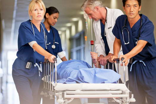 Healthcare advocates say a second version of the American Health Care Act would put even more Texans at risk of losing coverage. (SamEdwards/GettyImages)