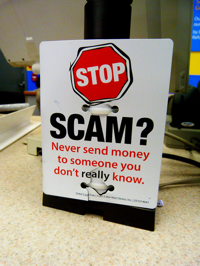Experts in fraud prevention say you should never give your personal information over the phone to someone you don't know. (Rusty Clark ~ 100K Photos/Flickr)