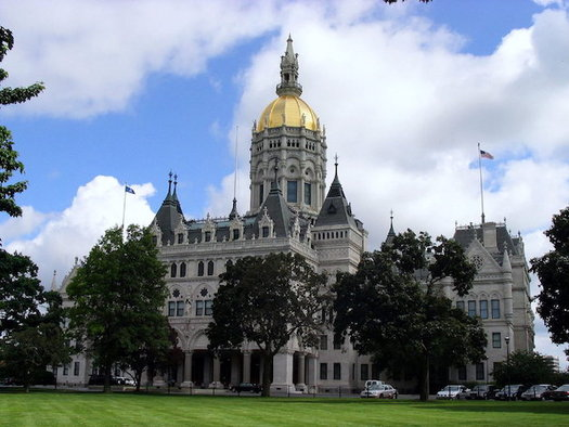 The Connecticut GOP's proposed state budget would eliminate the Citizens Election Program. (jglazer75/Wikimedia Commons)