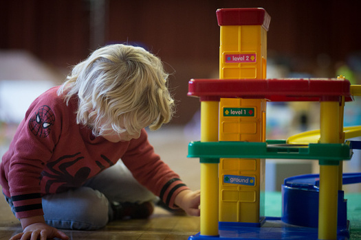 A consultant for child-care providers in Idaho offers advice to parents on how to pick the right one. (Matt Cardy/GettyImages)