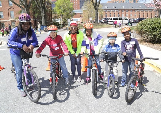 Many kids say they don't wear their helmets because they don't fit properly. (nih.gov)