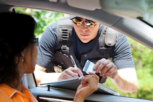 Opponents object that the Texas �show me your papers� law would allow police to question anyone they stop for traffic violations about their immigration status. (fstop123/GettyImages)