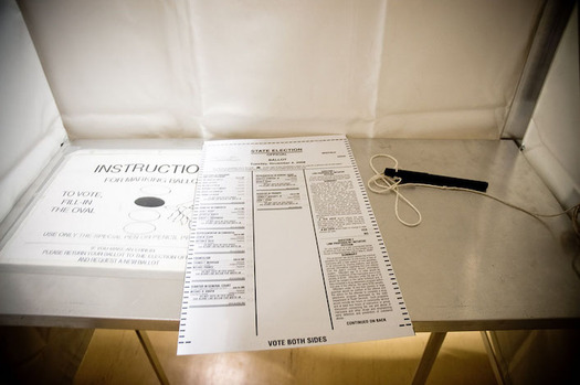 In 2014, only 29 percent of eligible New York voters went to the polls, the 49th worst turnout in the nation. (Heather Katsoulis/Flickr)