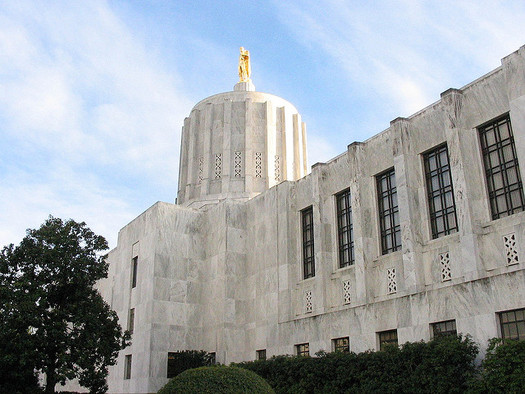 Oregon lawmakers in Salem are grappling with a $1.4 billion budget shortfall. (Chris Phan/Flickr)