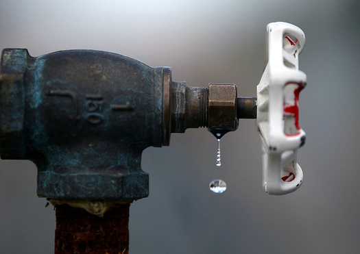 Congress is considering a bill that would weaken regulations about the quality of water, food, medicine and the environment. (Sullivan/GettyImages)