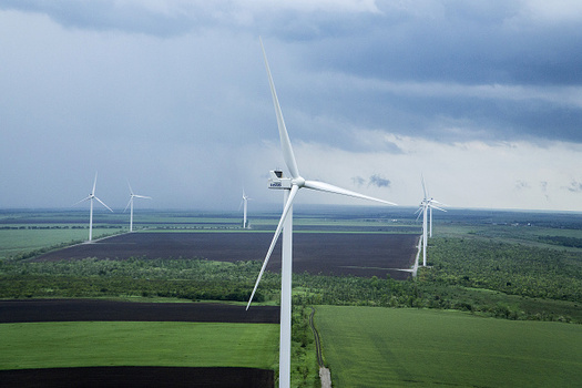 A Wisconsin businesswoman says the U.S. withdrawal from the Paris Agreement is a step backward in developing clean energy. (Bloomberg/Getty Images)