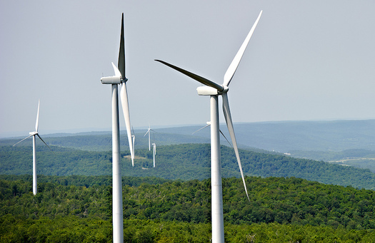 Renewable energy is generating jobs at five times the rate of overall U.S. job growth. (dfbphotos/Flickr)