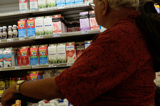 New analysis finds Trump�s budget for safety-net programs, including food stamps, at a historic low. (Getty Images)