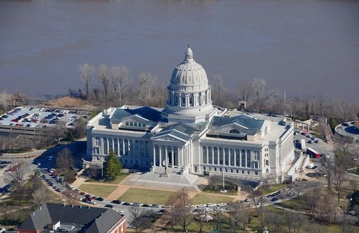 The State Capitol is home away from home for Missouri lawmakers this summer as they begin their second special session in as many months. (Wikipedia)