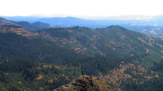 Cascade-Siskiyou National Monument was designated in 2000 and expanded in 2017. (BLM/Flickr)