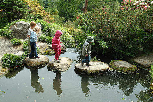 Washington state ranks 14th in the nation for child well-being, according to a new report. (Seattle Municipal Archives/Flickr)