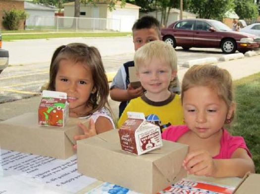 Summer meal sites throughout Kentucky provide food and enrichment activities for eligible children. (USDA/Flickr)
