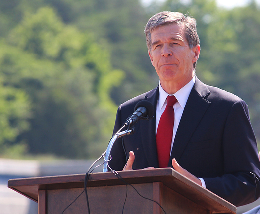 North Carolina Gov. Roy Cooper is now deciding whether to sign the budget passed by the State Assembly. (Flickr)
