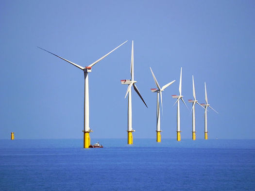 In January, LIPA approved construction of the nation's largest offshore wind farm. (David Dixon/Wikimedia Commons)