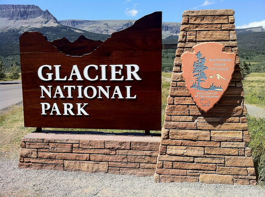 Last year, Glacier National Park experienced record high attendance. (Wesley Fryer/Flickr)