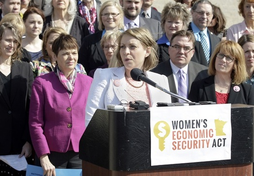 The pay gap in Minnesota between men and women is nearly $10,000 a year, but state lawmakers still opted to close the Legislative Office on the Economic Status of Women. (mn.us)