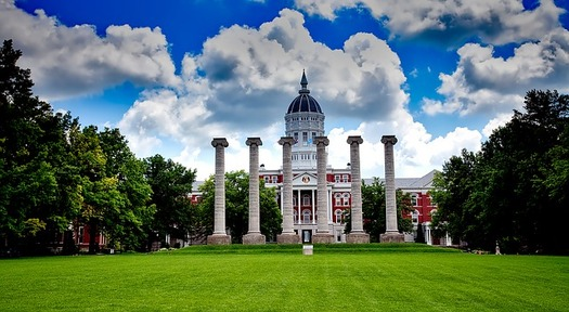 University of Missouri officials say one of the unique benefits of staying in a dorm room is that you're at the center of campus life. (tpsdave/Pixabay)