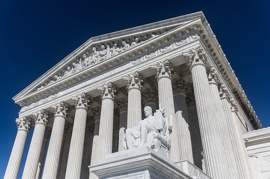 Justices Sonia Sotomayor and Ruth Bader Ginsburg were the only dissenters in the Trinity Lutheran Church decision. (Mark Thomas/Pixabay)