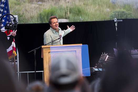 Montana's Steve Bullock was among a group of bipartisan governors calling for a more open process in negotiations over the American Health Care Act. (Matt Ludin/YPF)