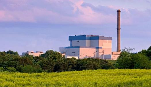 The Grant Town Power Plant is in the middle of a contentious argument at the West Virginia Public Service Commission. (Edison International)