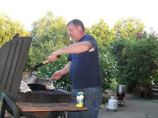 Americans tend to drink more on vacation and while grilling outdoors. (V.Carter)