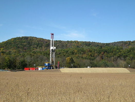 Industry data shows methane emissions in Pennsylvania increased 28 percent between 2014 and 2015. (Ruhrfisch/Wikimedia Commons)