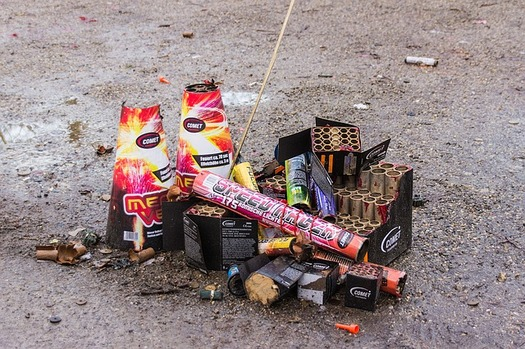 The new Iowa law allows for the sale of fireworks through Sat., July 8. (meineresterampe/Pixabay)