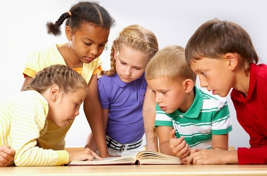 Kids will do better in school if reading is interactive. (nih.gov)