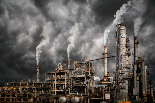 Scientists warn if the U.S. continues business as usual, climate change could lead to the largest transfer of wealth from the poor to the rich in the nation�s history. (Getty Images)