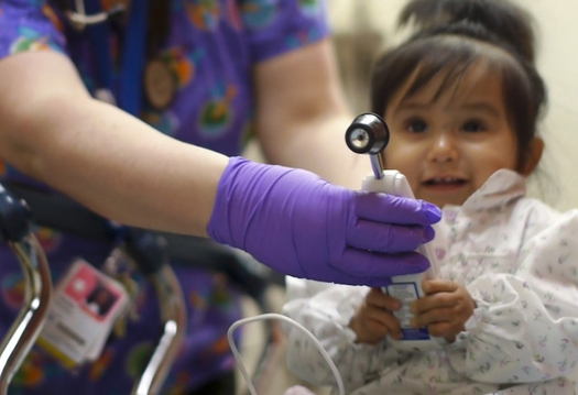 The healthcare bill awaiting a U.S. Senate vote could slash funding to New Mexico's Medicaid recipients by up to 40 percent. (Univ. of New Mexico Health Sciences Center)