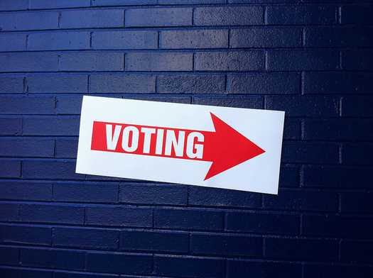 Voter turnout among individuals with disabilities is typically lower than for those who do not have a disability. (justgrimes/Flickr)