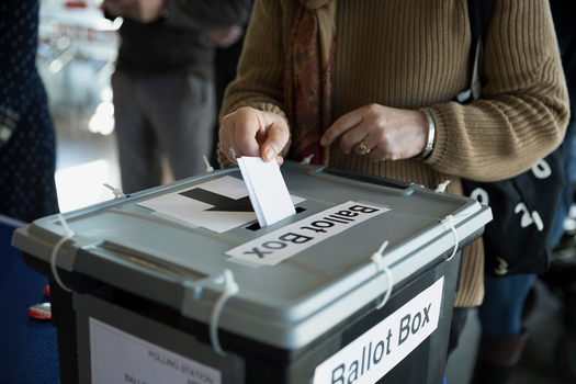 Colorado law prohibits officials from releasing private information to any entity, including the last four digits of a Social Security number, the full date of birth, and how someone voted. (Getty Images)