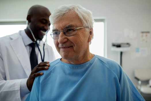 People over 50 could see significant premium increases or benefit cuts in the latest version of the U.S. Senate�s plan to overhaul health insurance. (Hero/GettyImages)