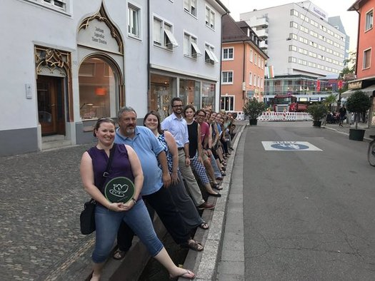 28 North Carolina teachers traveled to Germany as part of the Go Global NC initiative. (Go Global)