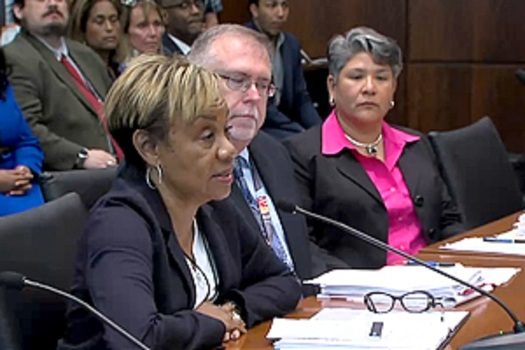 Department of Child and Family Service officials promise changes during a joint Senate hearing this week. (senatorjuliemorrison.com)