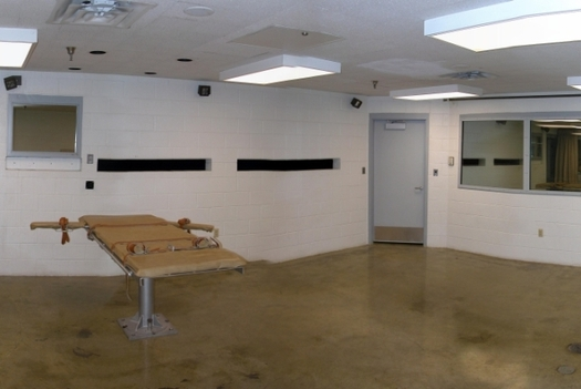 Four executions are scheduled in Ohio this year, the first next Wednesday.(Flickr)