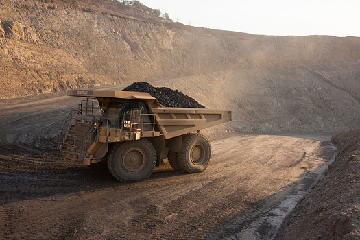 Sulfide mining creates massive amounts of waste, which environmental organization say is full of toxic substances. (Per Anders Pettersson/Getty Images)
