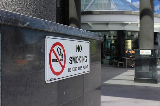 A new report points to Montana's smoke-free laws in buildings as a good step toward cancer prevention. (Pixabay)