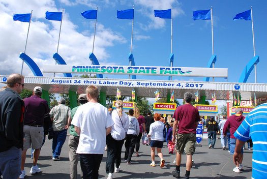 The Minnesota State Fair hires about 3,000 people for 12 days every year, and vendors need additional workers. (Minnesota State Fair)