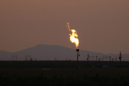 Since Colorado put limits on methane waste at oil and gas sites in 2014, the state's energy production has increased. (Getty Images)