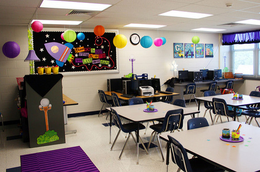Peaceful Schools North Carolina has implemented its program in several Durham schools. (Krissy Venosdale/Flickr)