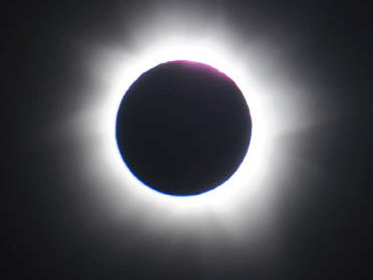 Idahoans will have one of the best views of the solar eclipse next Monday, but they should remember to protect their eyes for the event. (NASA)