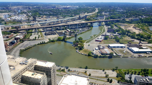 Since 2010, Ohio has received $13M in EPA grants for Cuyahoga River projects. (Tim Evanson/Flickr)